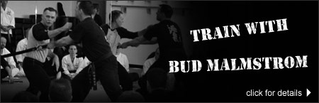 Train with Bud Malmstrom